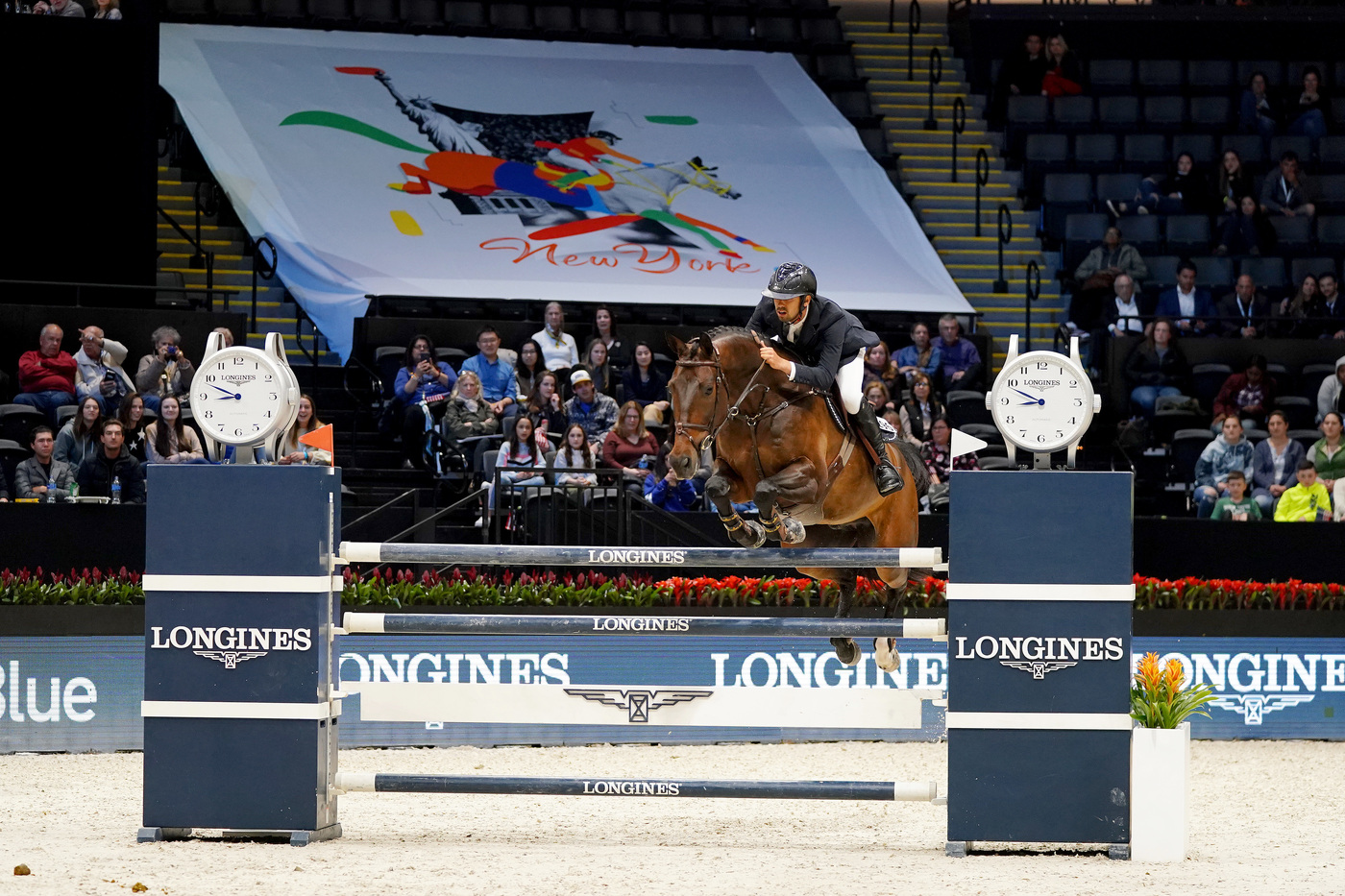 Longines Show Jumping Event: Nayel Nassar shines at the Longines Masters of New York  6