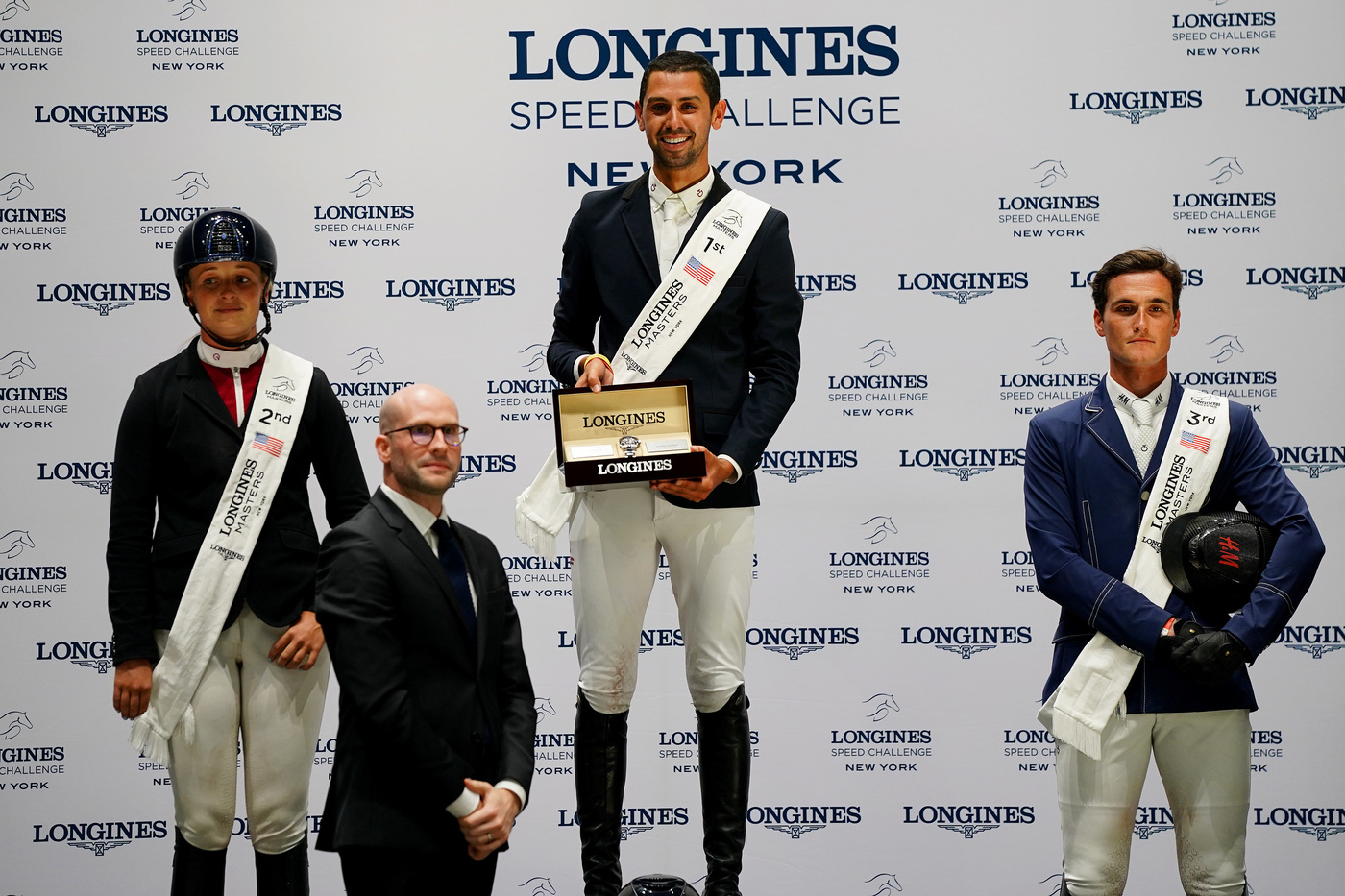 Longines Show Jumping Event: Nayel Nassar shines at the Longines Masters of New York  7