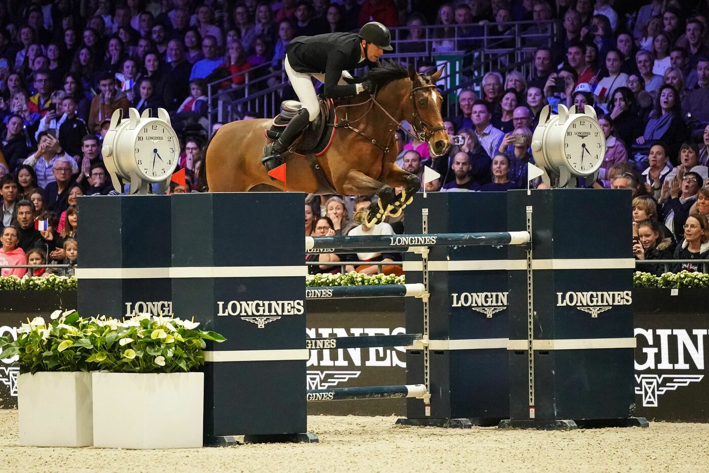 Longines Show Jumping Event: The Longines Masters of Paris: when glamour meets sports performances 9