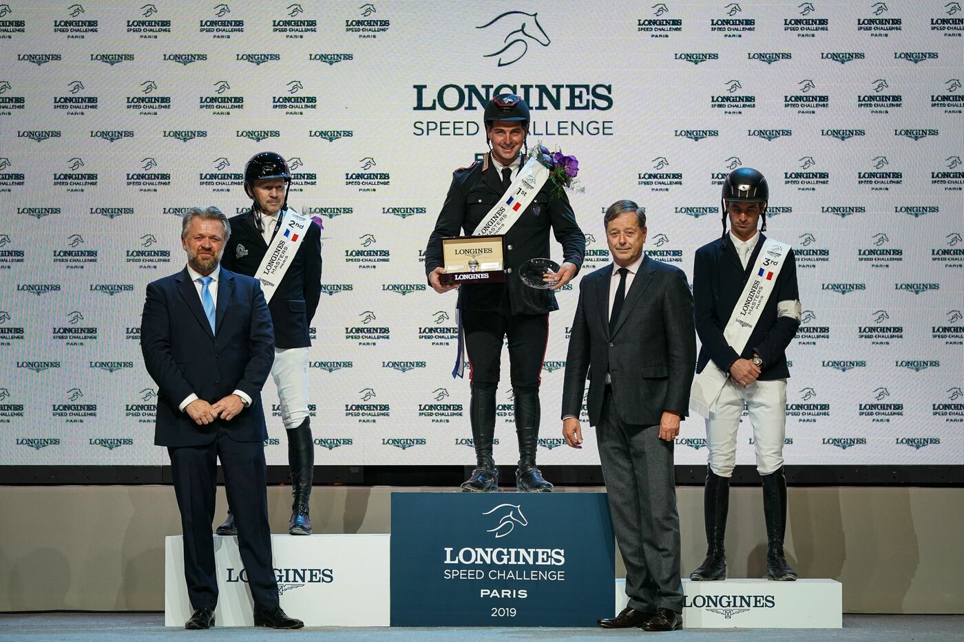 Longines Show Jumping Event: The Longines Masters of Paris: when glamour meets sports performances 6