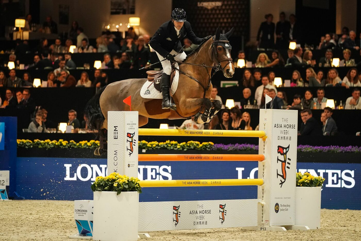 Longines Show Jumping Event: The Longines Masters of Paris: when glamour meets sports performances 4