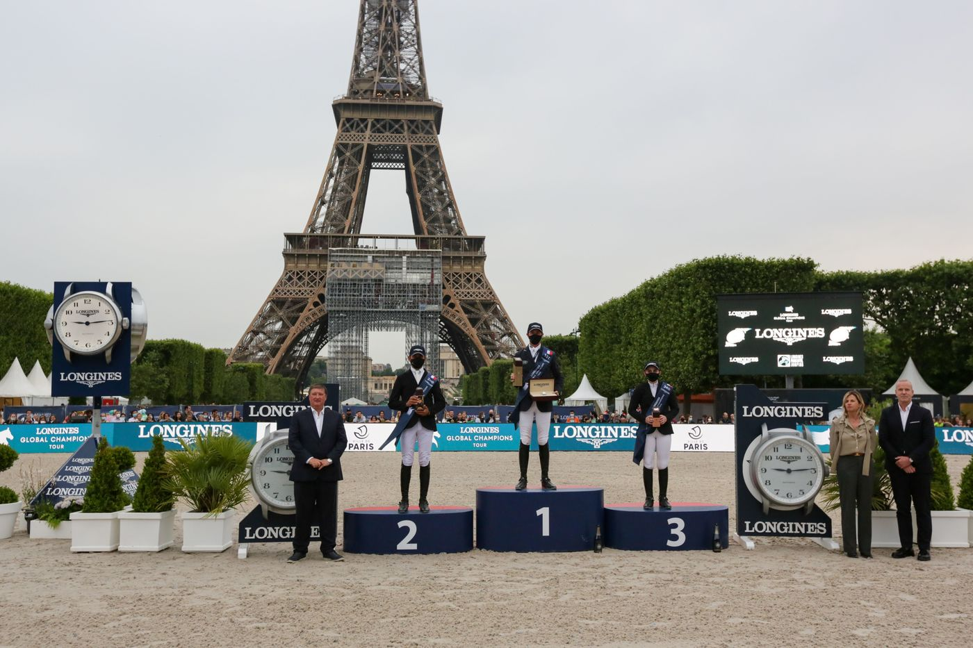 Longines Show Jumping Event: Longines Paris Eiffel Jumping:  Back at the foot of the Iron Lady 5