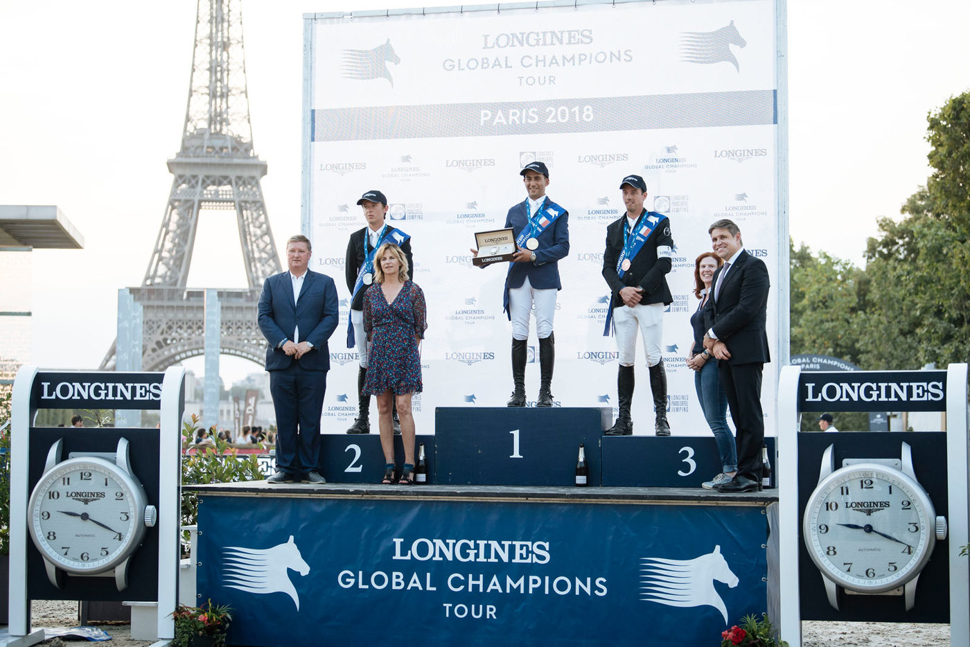 Longines Show Jumping Event: Longines Paris Eiffel Jumping: A thrilling weekend of competition filled with Performance and Elegance  1