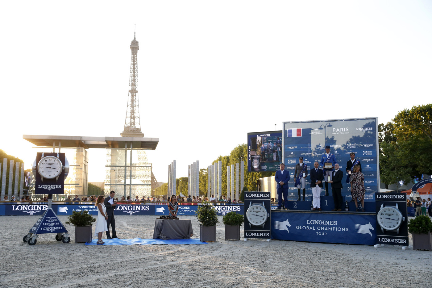Longines Show Jumping Event: Longines Paris Eiffel Jumping:  Unmissable weekend of competition at the very heart of the French capital  2