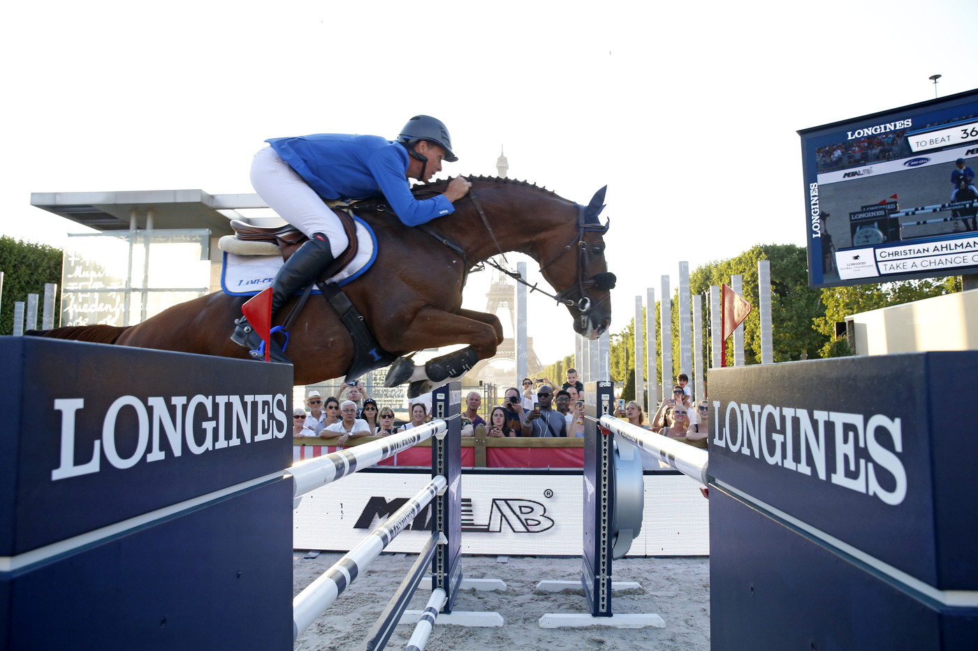 Longines Show Jumping Event: Longines Paris Eiffel Jumping:  Unmissable weekend of competition at the very heart of the French capital  1