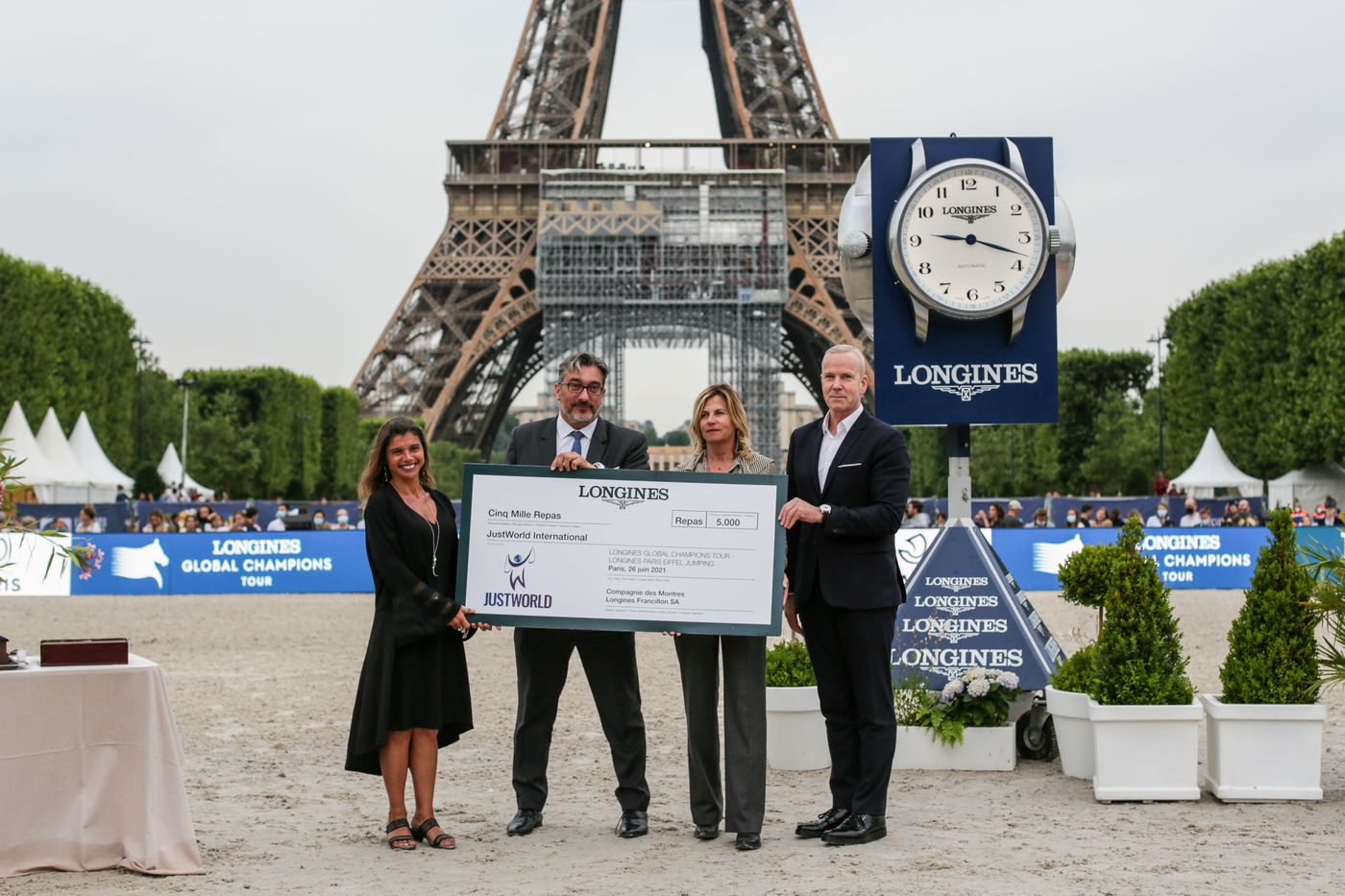 Longines Show Jumping Event: Longines Paris Eiffel Jumping:  Back at the foot of the Iron Lady 3