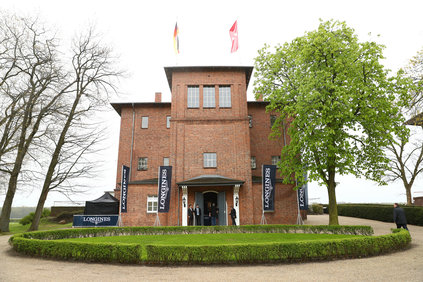 Longines Flat Racing Event: Longines presented its exclusive offer in sports timing services including a brand new application 11