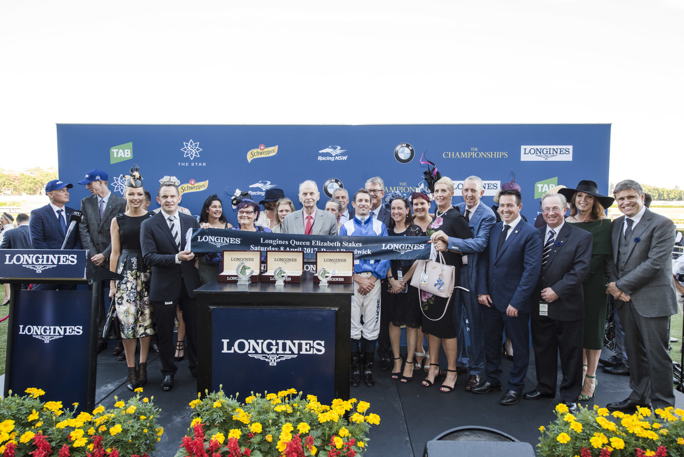 Longines Flat Racing Event: The Longines Queen Elizabeth Stakes brings the Sydney Carnival to an elegant close 9