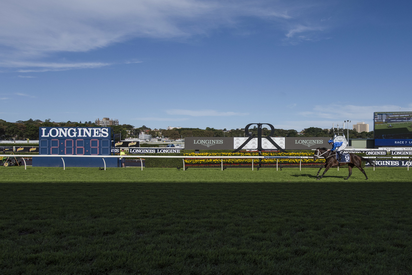 Longines Flat Racing Event: The Longines Queen Elizabeth Stakes brings the Sydney Carnival to an elegant close 8