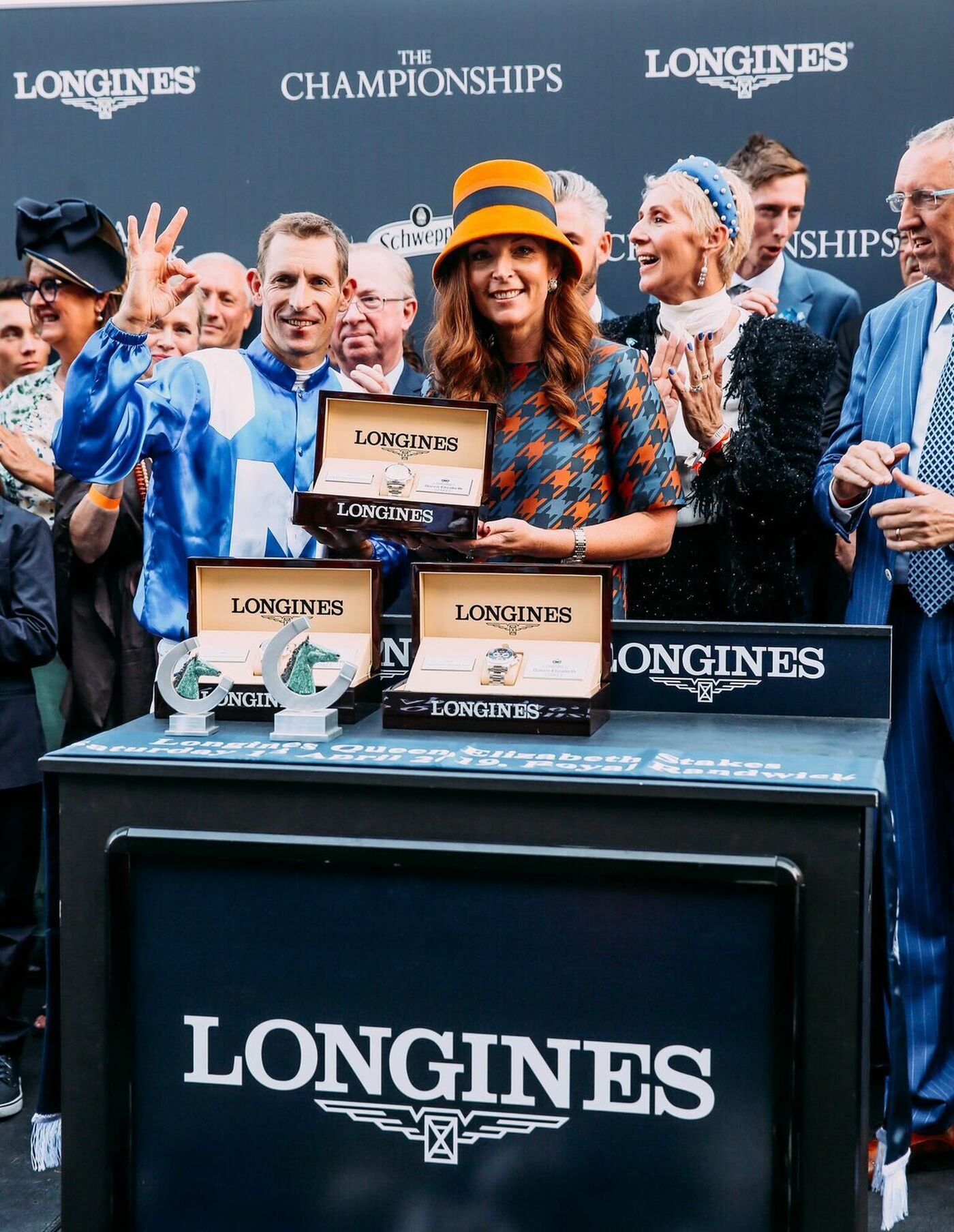 Longines Flat Racing Event: Unforgettable last victory of Winx at the Longines Queen Elizabeth Stakes 3