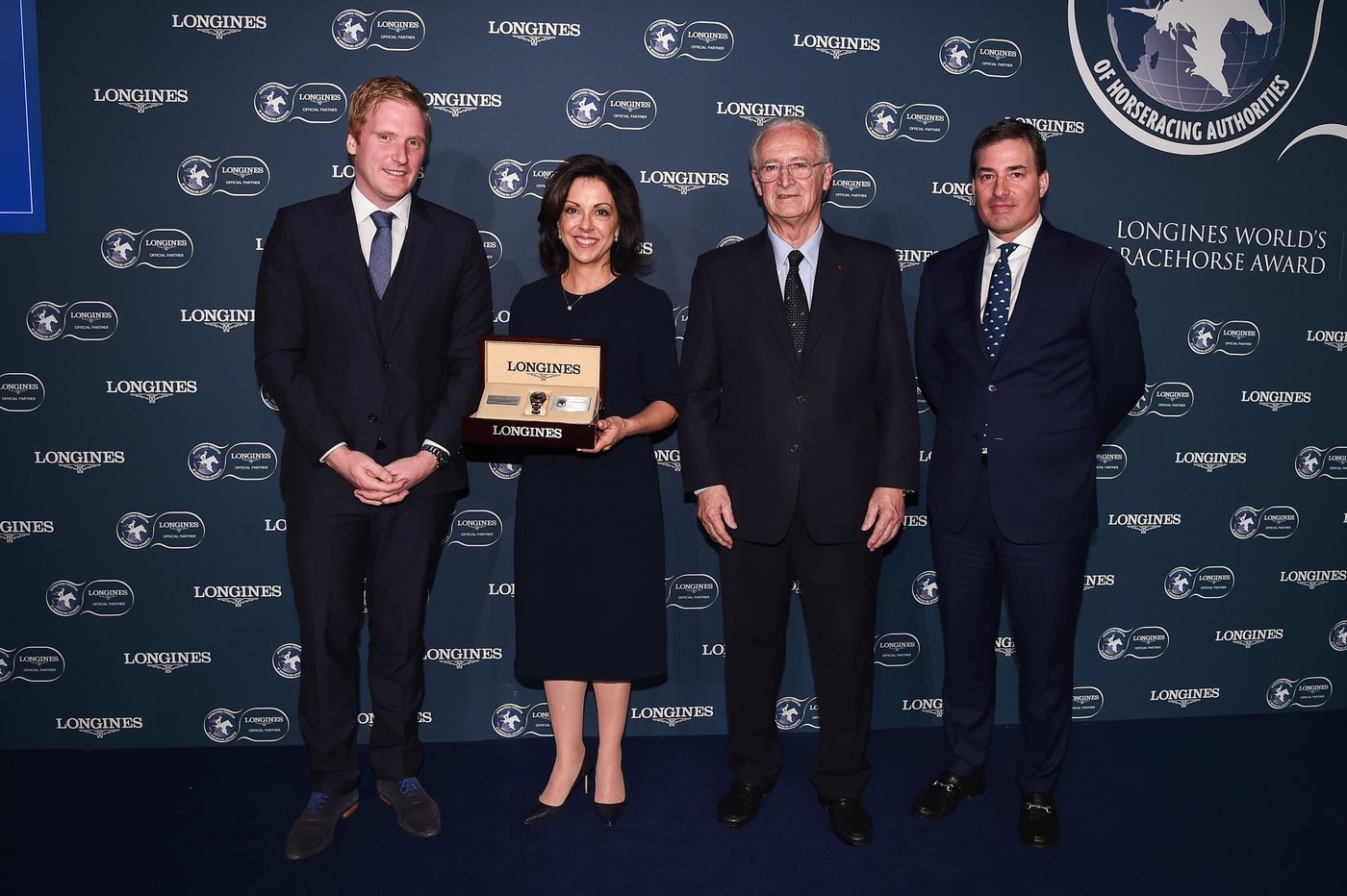 Longines Flat Racing Event: Winx and Cracksman named the 2018 Longines World's Best Racehorses, Qatar Prix de l'Arc de Triomphe crowned Longines World's Best Horse Race for the third time 1