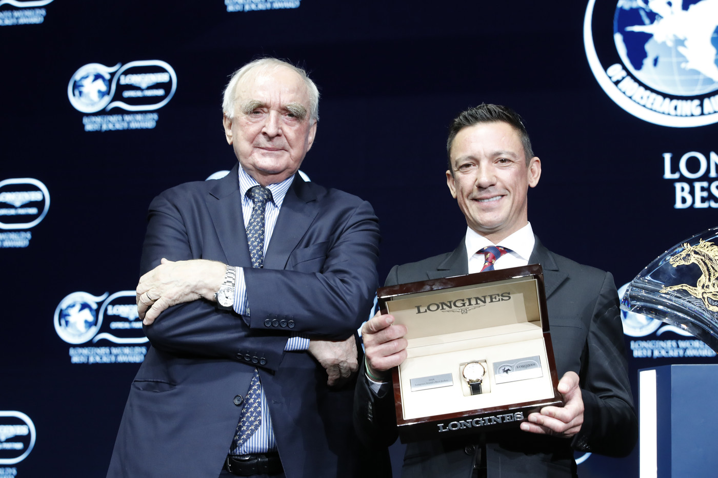Longines Flat Racing Event: Frankie Dettori Crowned the 2018 Longines World's Best Jockey  5