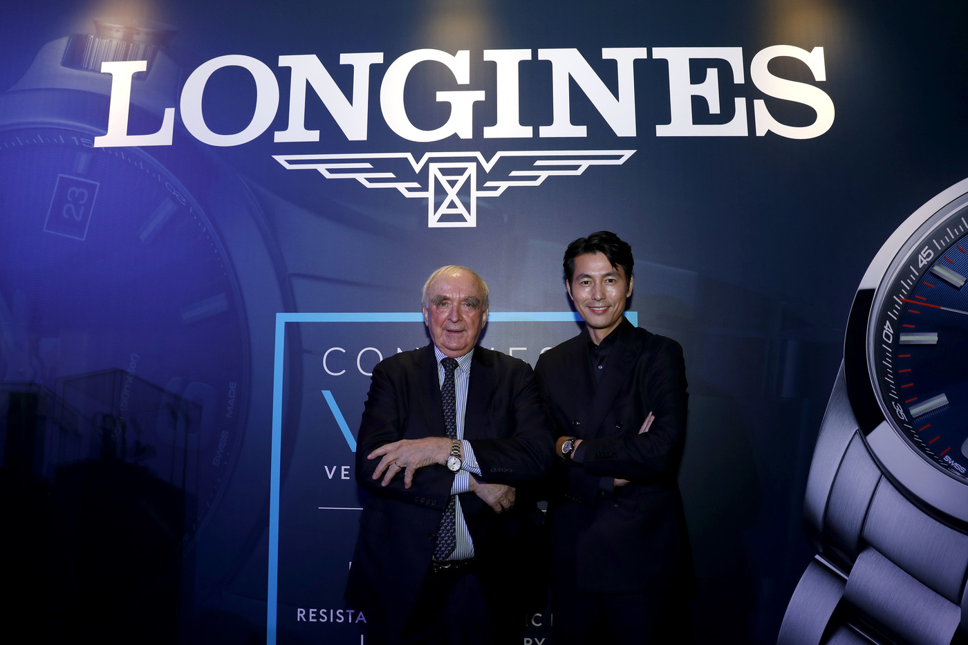 Longines Flat Racing Event: Frankie Dettori Crowned the 2018 Longines World's Best Jockey  8