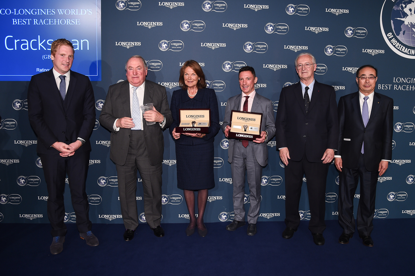 Longines Flat Racing Event: Winx and Cracksman named the 2018 Longines World's Best Racehorses, Qatar Prix de l'Arc de Triomphe crowned Longines World's Best Horse Race for the third time 9