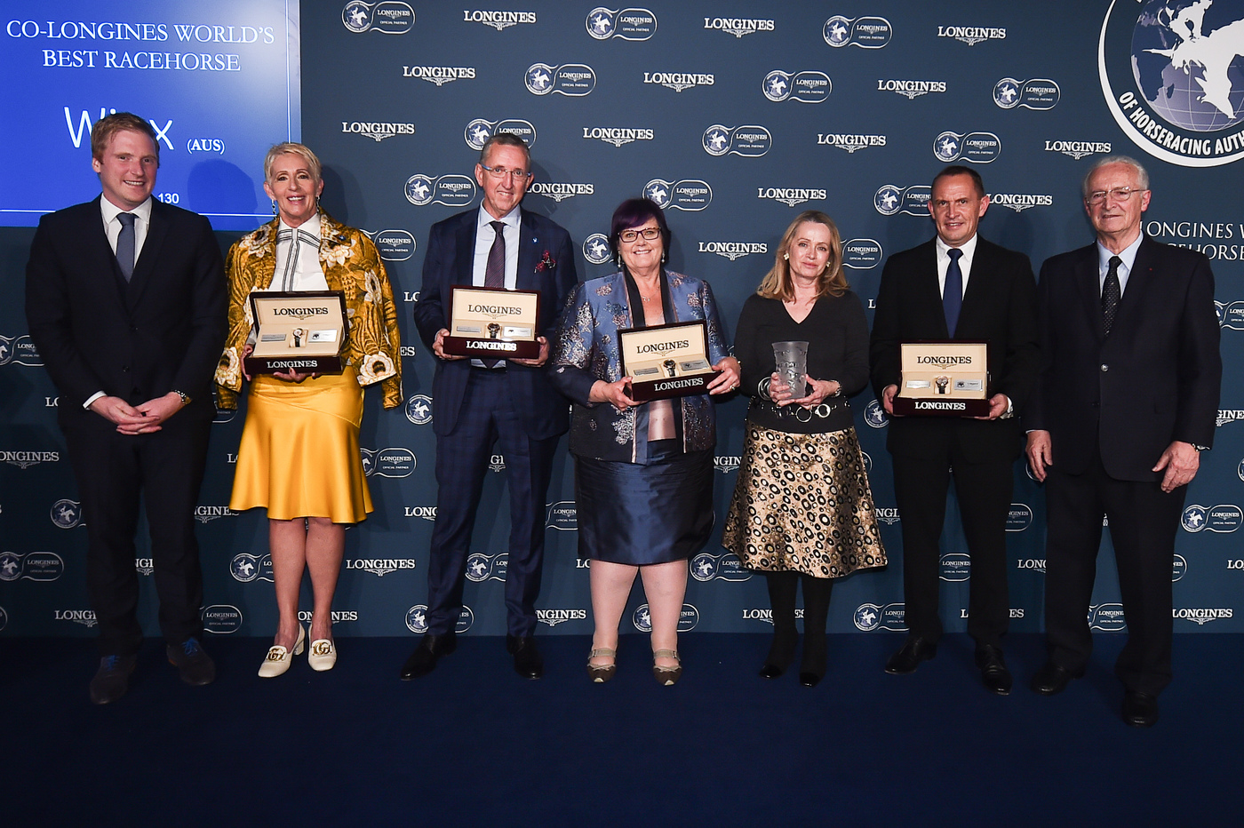 Longines Flat Racing Event: Winx and Cracksman named the 2018 Longines World's Best Racehorses, Qatar Prix de l'Arc de Triomphe crowned Longines World's Best Horse Race for the third time 10