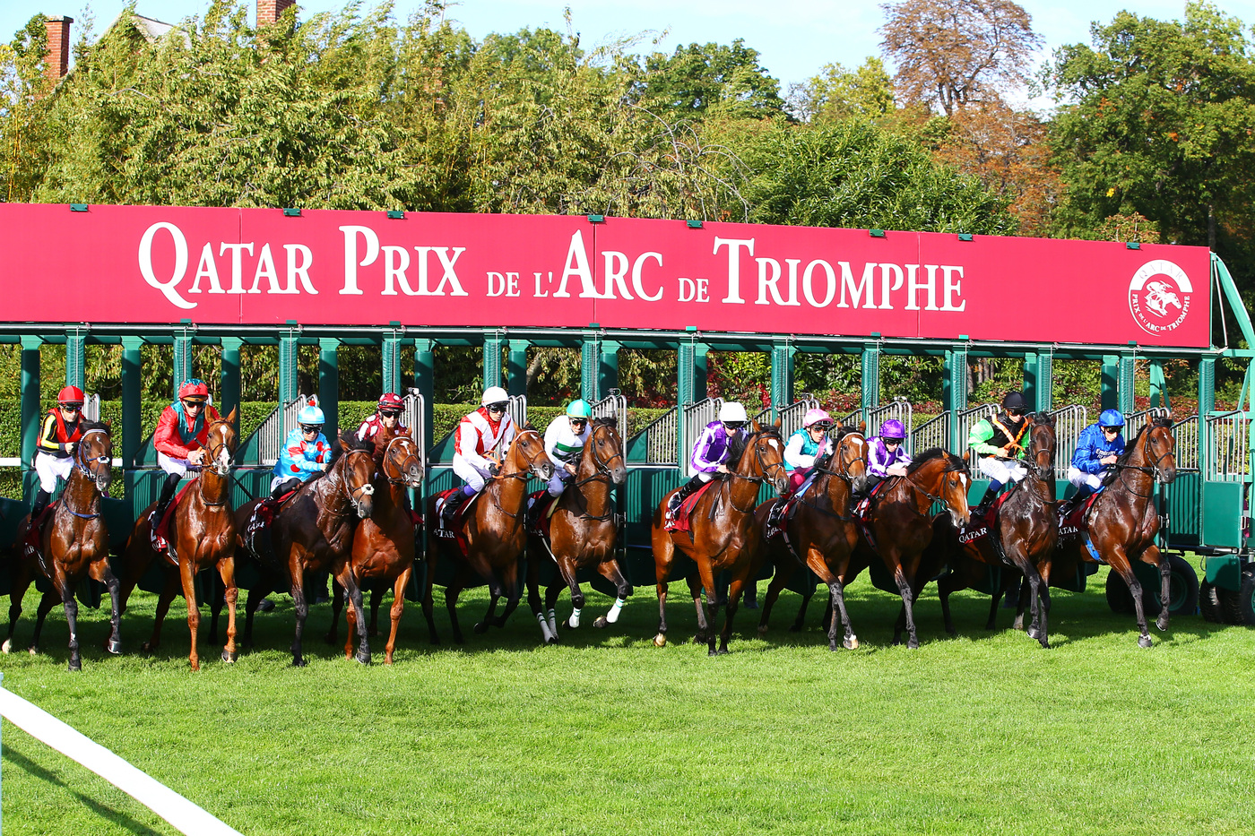 Longines Flat Racing Event: Crystal Ocean, Enable and Waldgeist crowned the 2019 Longines World's Best Racehorses, Qatar Prix de l'Arc de Triomphe named Longines World's Best Horse Race for the fourth time 3