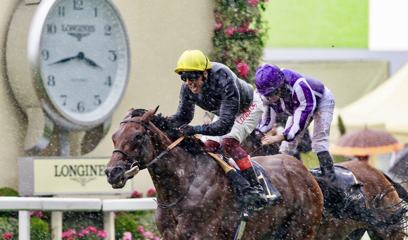 Longines Flat Racing Event: Crystal Ocean, Enable and Waldgeist crowned the 2019 Longines World's Best Racehorses, Qatar Prix de l'Arc de Triomphe named Longines World's Best Horse Race for the fourth time 1