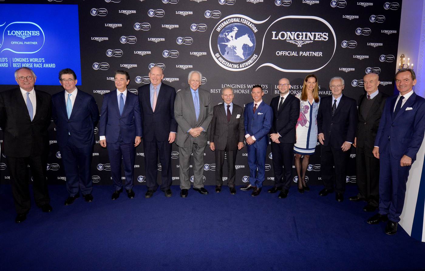 Longines Flat Racing Event: Crystal Ocean, Enable and Waldgeist crowned the 2019 Longines World's Best Racehorses, Qatar Prix de l'Arc de Triomphe named Longines World's Best Horse Race for the fourth time 6
