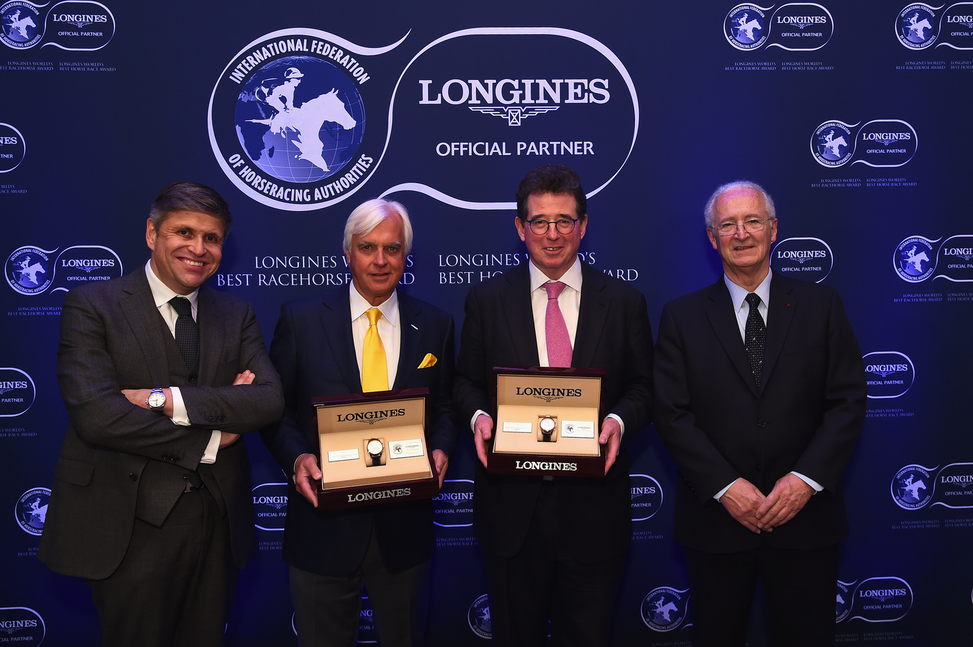 Longines Flat Racing Event: Arrogate crowned the Longines World's Best Racehorse for the second year in a row, Qatar Prix de l'Arc de Triomphe named Longines World's Best Horse Race for the second time 2