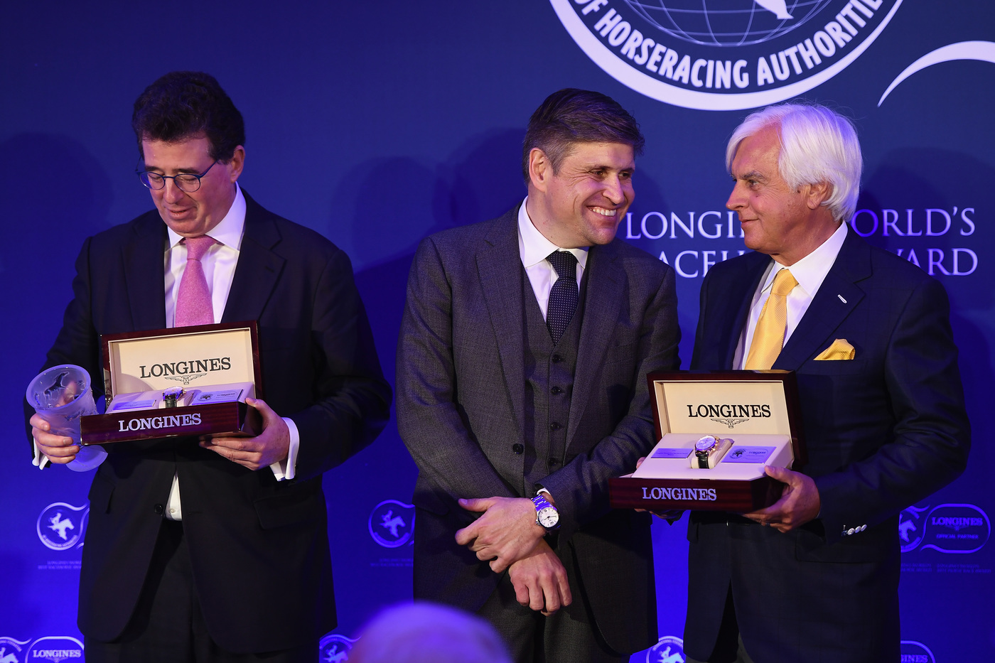 Longines Flat Racing Event: Arrogate crowned the Longines World's Best Racehorse for the second year in a row, Qatar Prix de l'Arc de Triomphe named Longines World's Best Horse Race for the second time 16