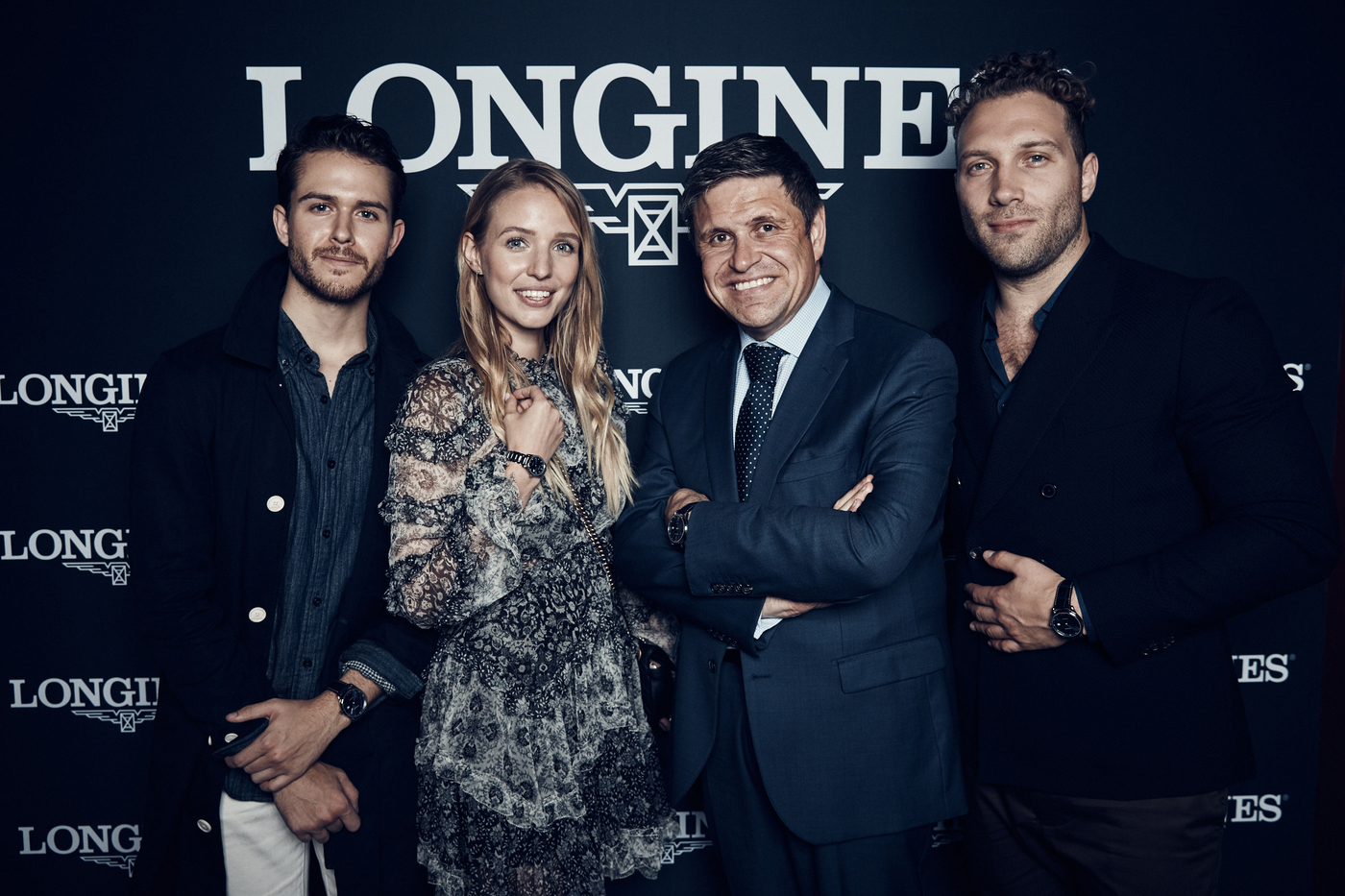 Longines Corporate Event: The Longines Master Collection: Launch of new models featuring a blue dial in Sydney 3