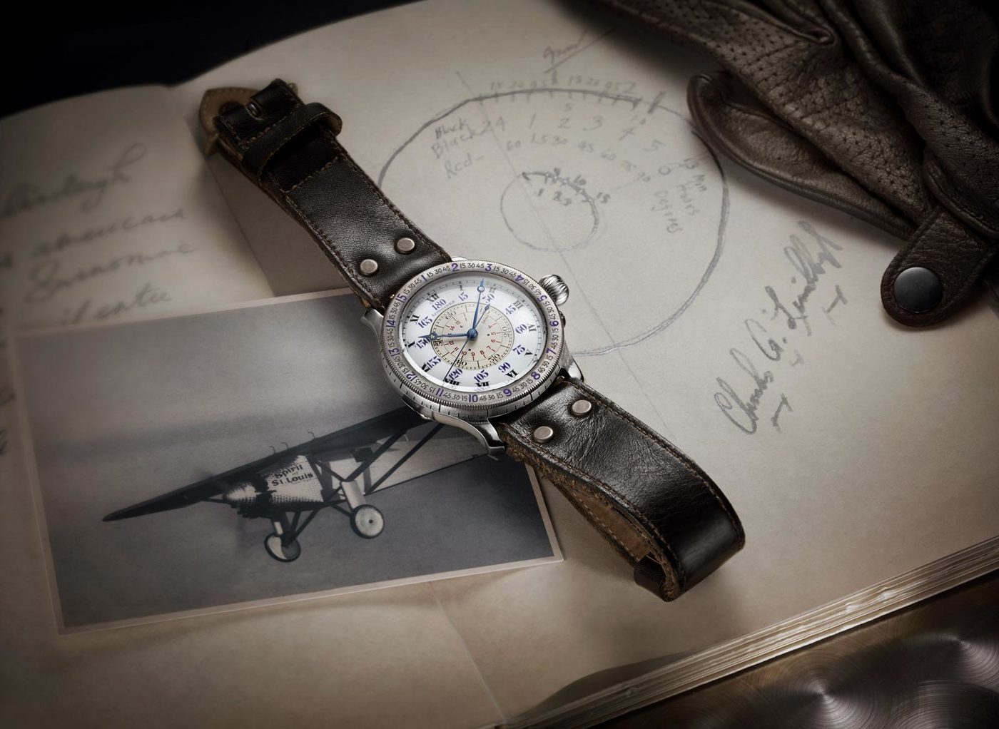 Longines Corporate Event: 90 years ago, Longines timed the amazing first solo transatlantic flight by Charles Lindbergh 2