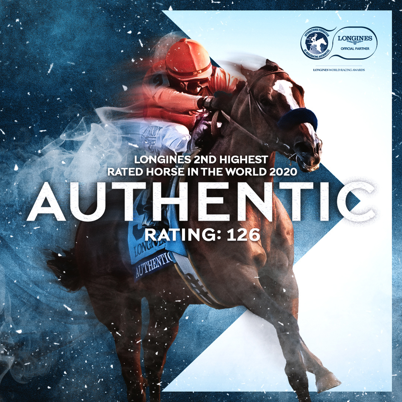 Longines Flat Racing Event: The Longines World Racing Awards honor the Best of the Best in 2020 7