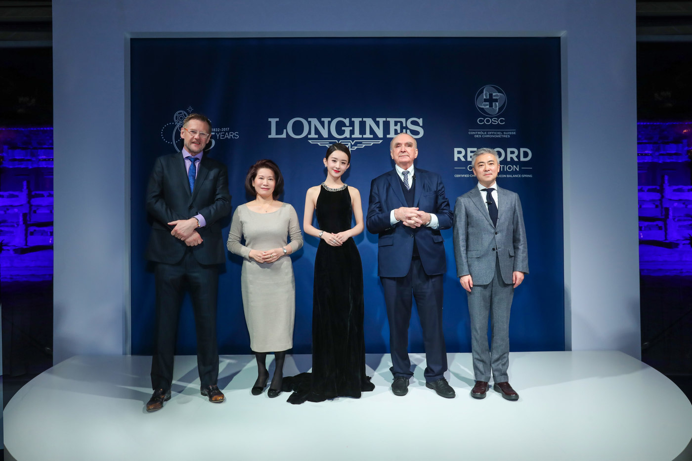 Longines Corporate Event: Longines launches new Record collection and celebrates its 185th Anniversary in Beijing 4