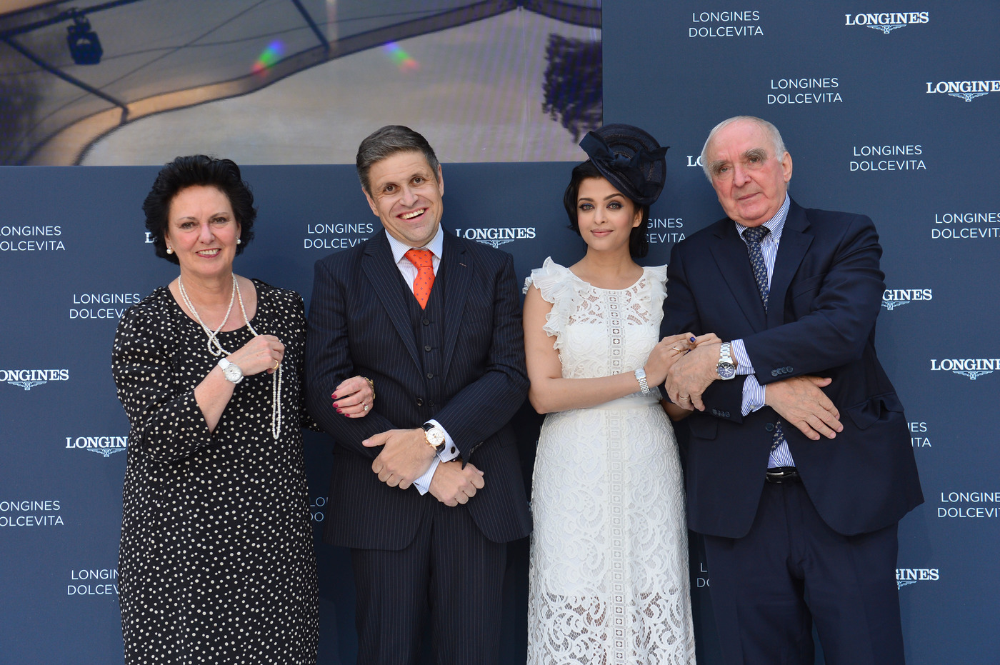 Longines Corporate Event: Longines puts the Longines DolceVita collection in the spotlight during a Garden Party  2