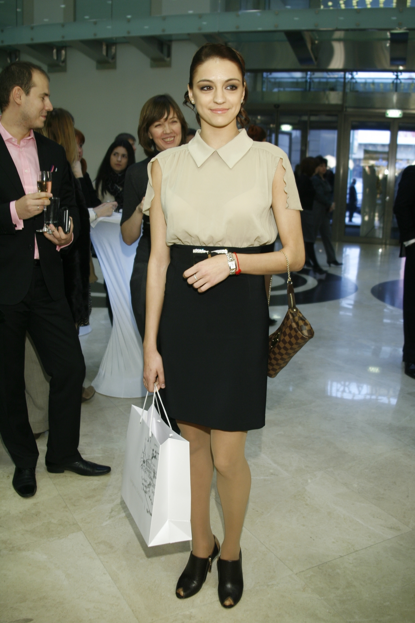 Longines Corporate Event: Longines DolceVita - New interpretation of contemporary elegance lauched in Russia 4