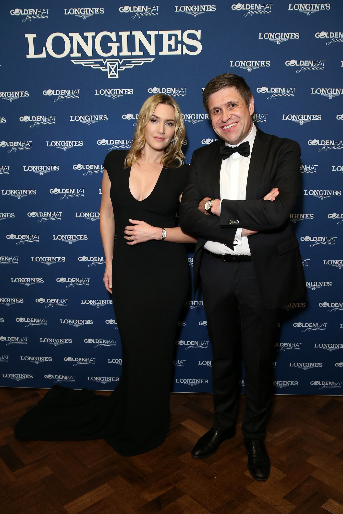 Longines Corporate Event: Longines celebrates its new collaboration with the Golden Hat Foundation in the presence of Ambassador of Elegance Kate Winslet 2