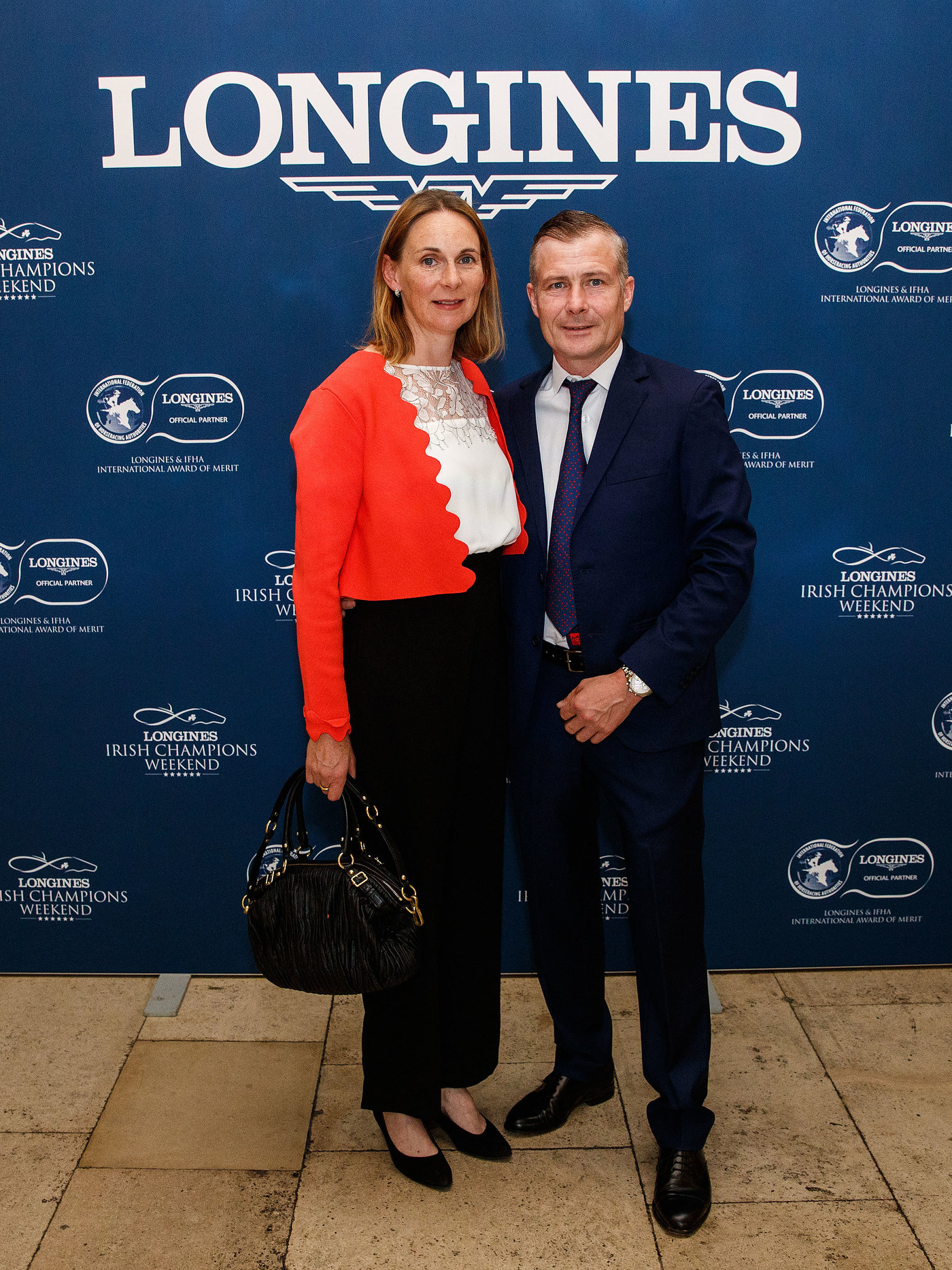 Longines Flat Racing Event: Magnier Family, O'Brien Receive  2018 Longines and IFHA International Award of Merit 5