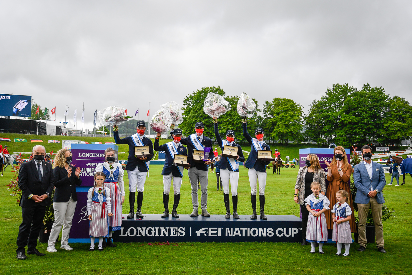 Longines Show Jumping Event: Four days of captivating competitions and exceptional performances for  the Longines CSIO St.Gallen  5