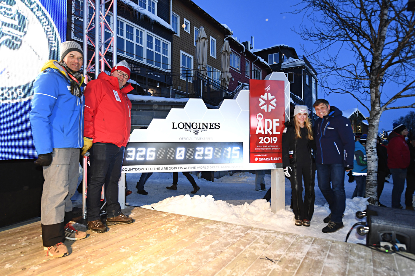 Longines Alpine Skiing Event: Longines Future Ski Champions : The best international young skiers faced off during the FIS Alpine World Cup Finals   1