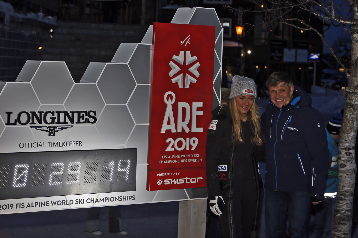 Longines Alpine Skiing Event: Longines Future Ski Champions : The best international young skiers faced off during the FIS Alpine World Cup Finals   3