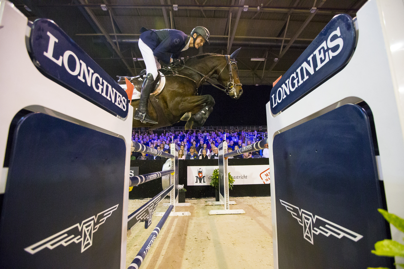 Longines Show Jumping Event: Longines extends its Partnership with the Jumping Indoor Maastricht 1