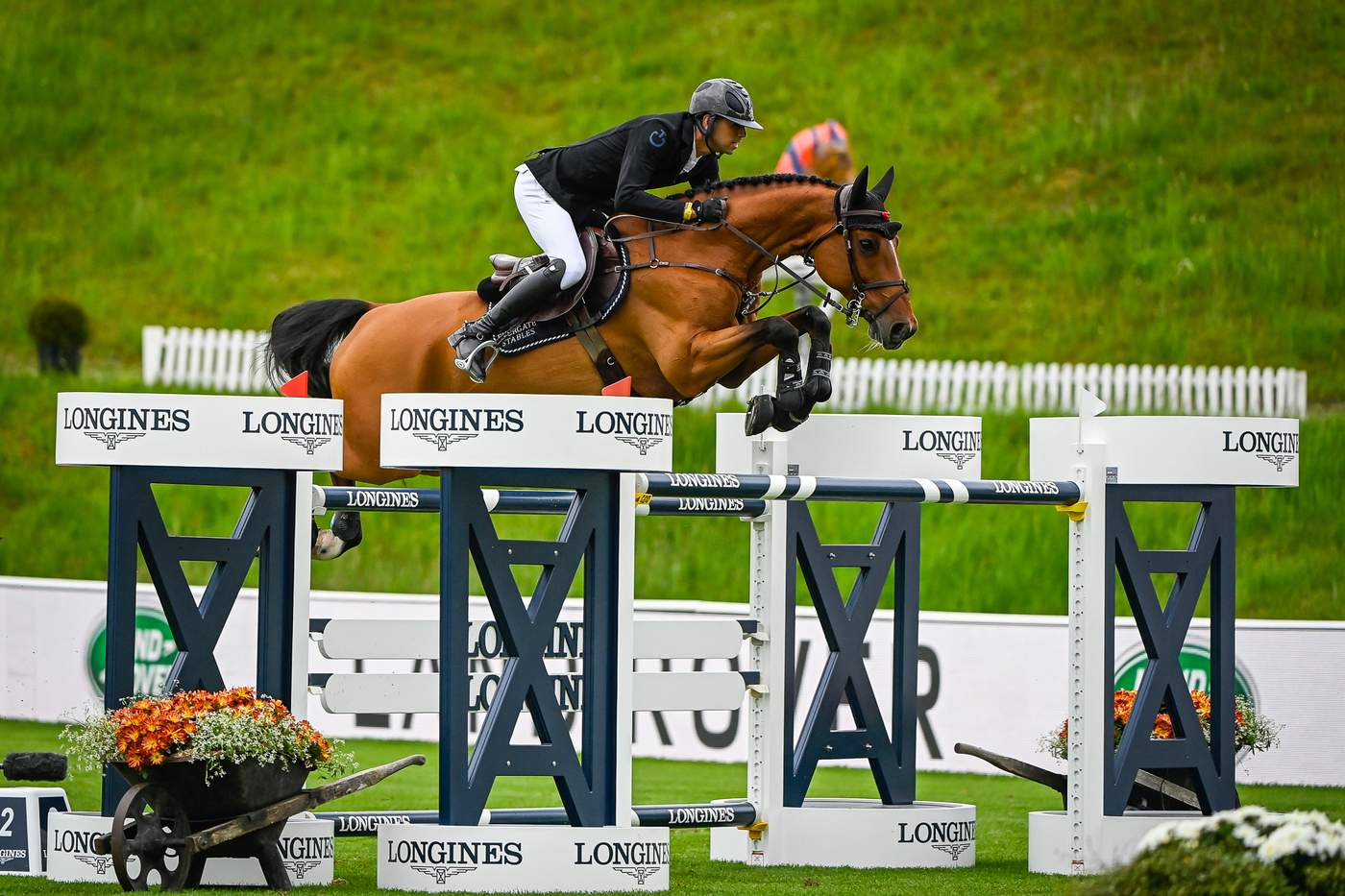 Longines Show Jumping Event: Four days of captivating competitions and exceptional performances for  the Longines CSIO St.Gallen  4