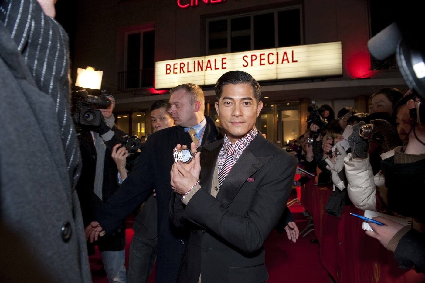 Longines Corporate Event: Longines presents Empire of Silver, starring Ambassador of Elegance, Aaron Kwok 4