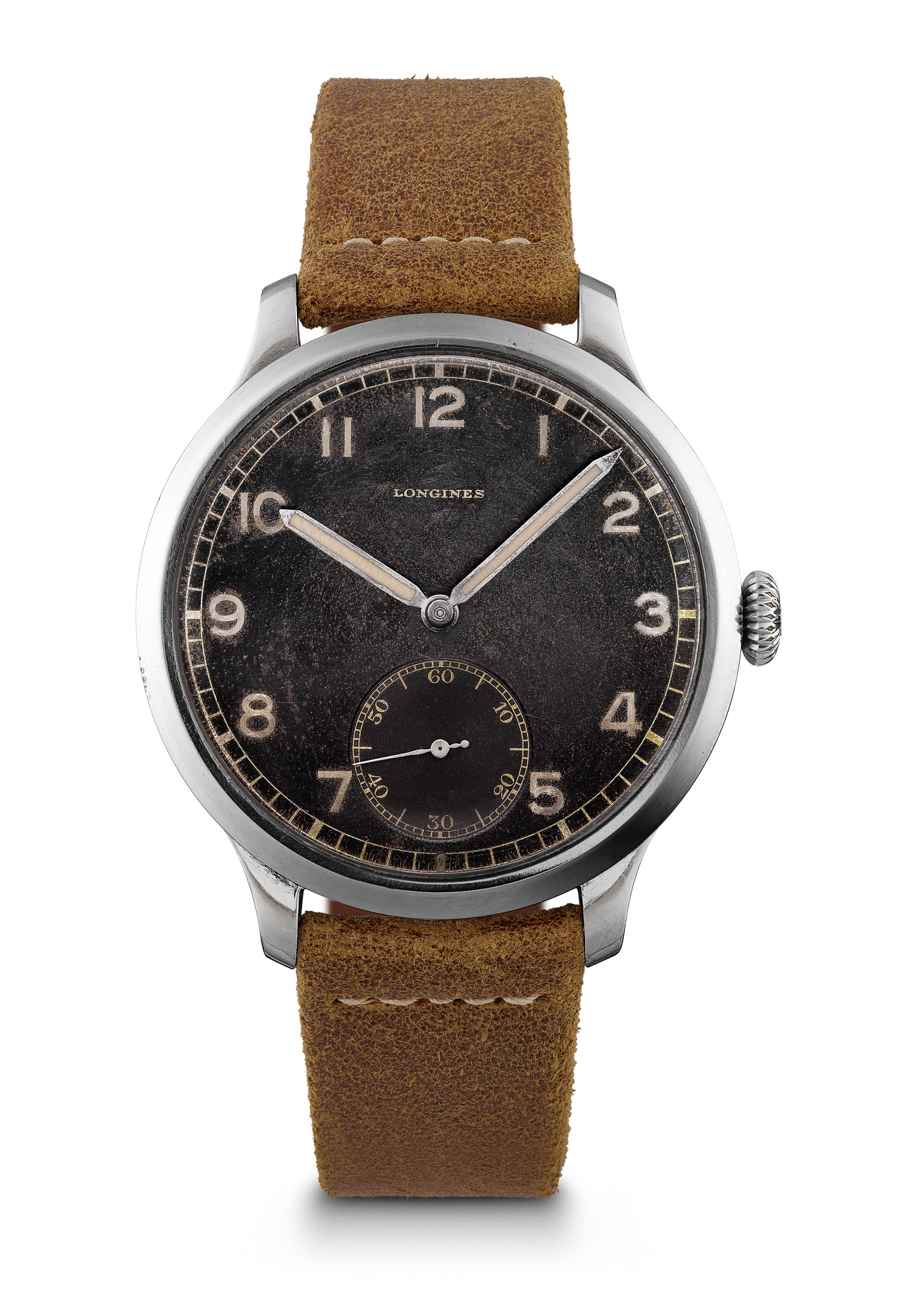 Longines The Longines Heritage Military 1938 Watch 5