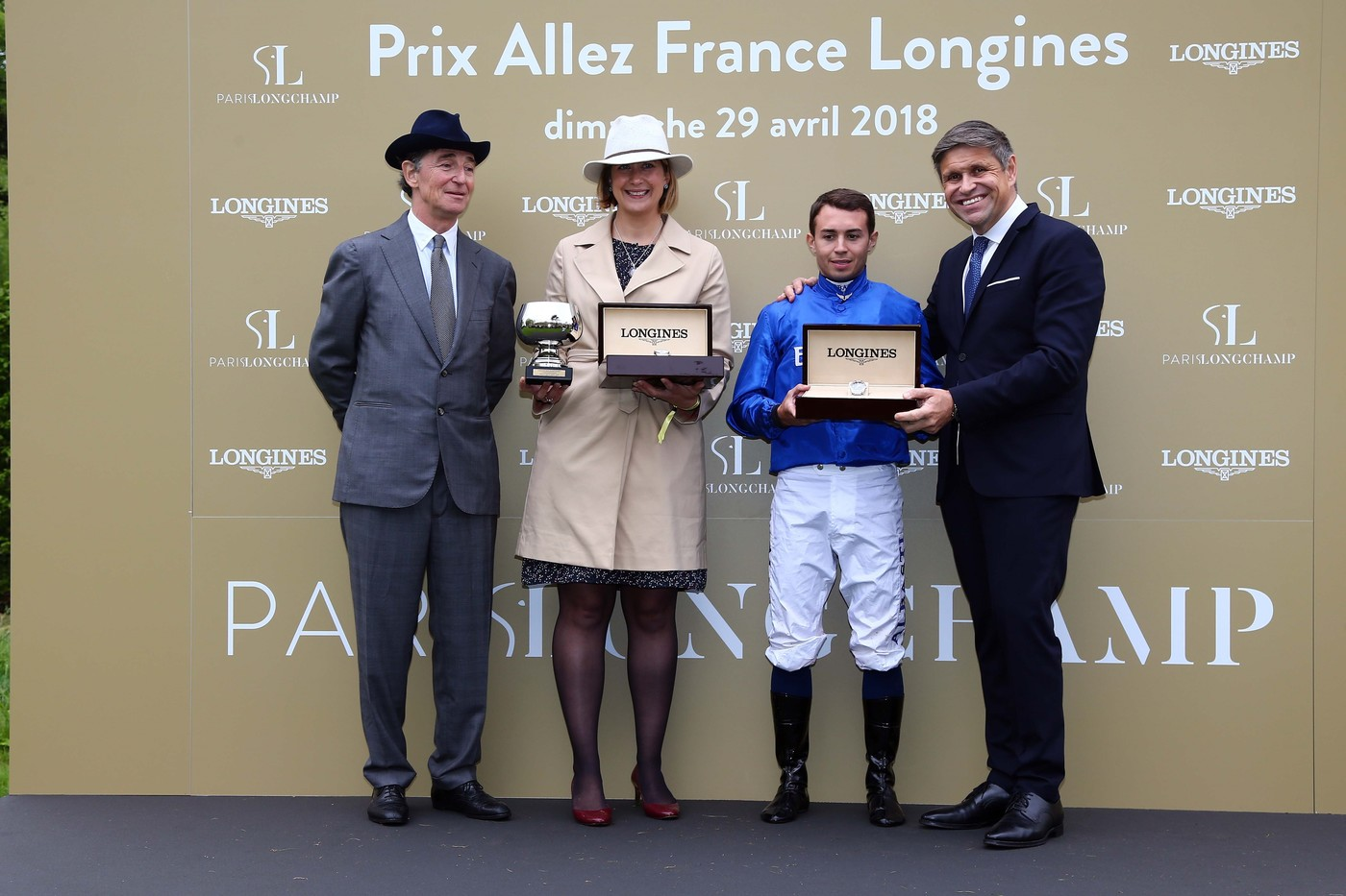Longines Flat Racing Event: Longines participates in the grand reopening of ParisLongchamp as Official Partner   1