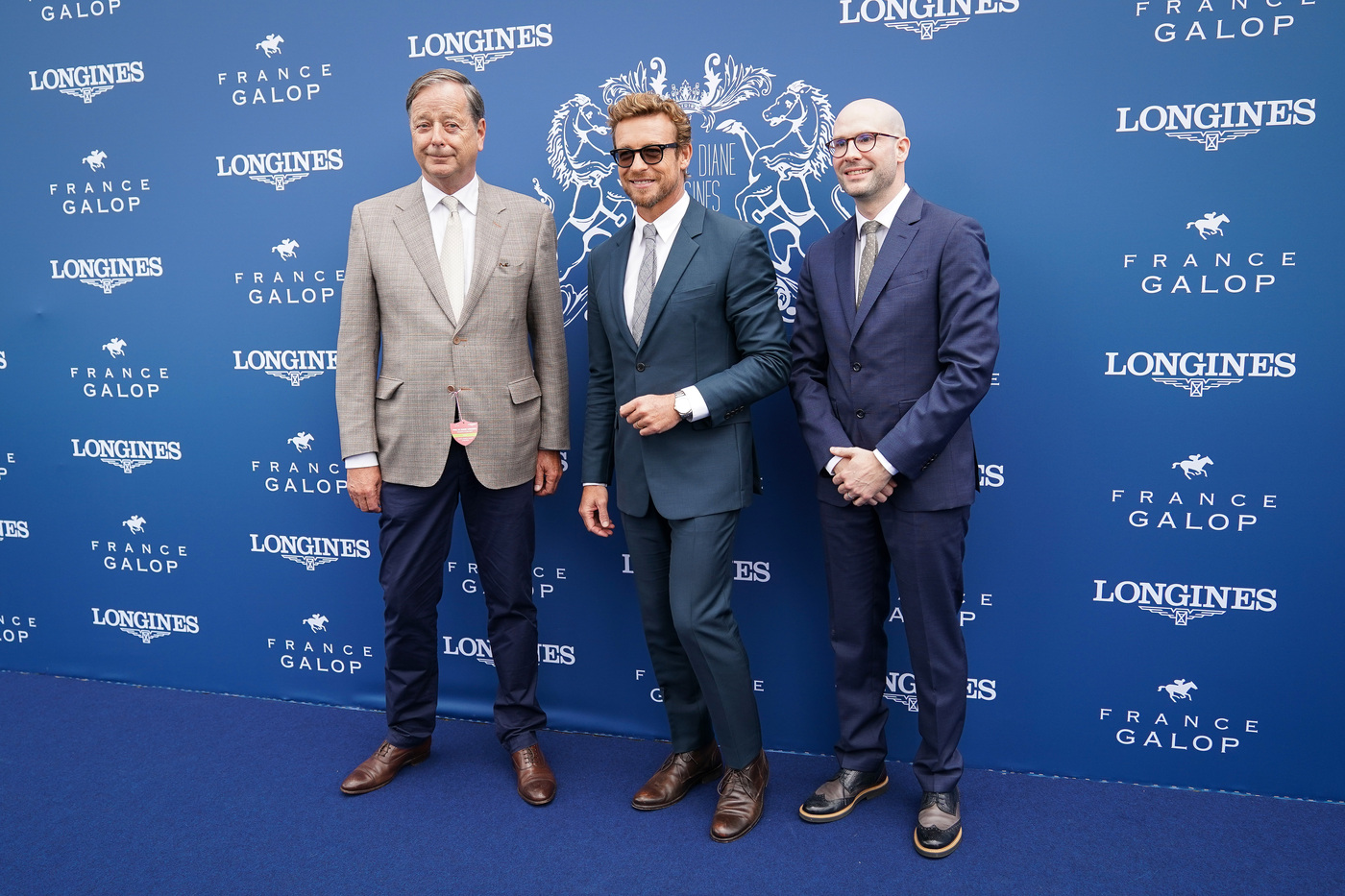 Longines Flat Racing Event: A remarkable 2019 edition of the Prix de Diane Longines in presence of Longines Ambassador of Elegance Simon Baker  8