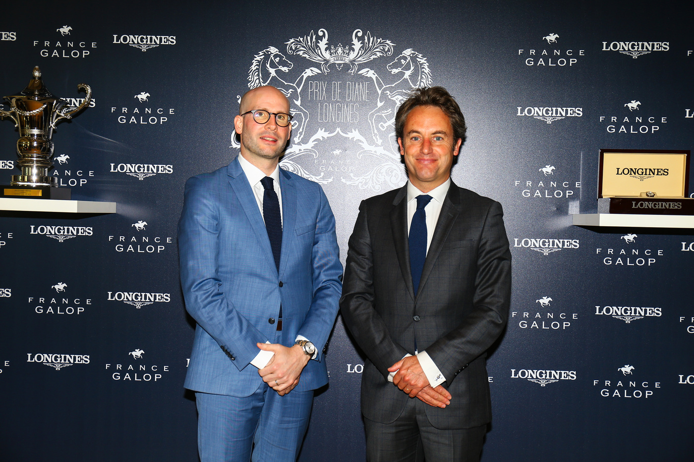 Longines Flat Racing Event: Simon Baker is back for the 2019 edition of the Prix de Diane Longines, the epitome of elegance  3