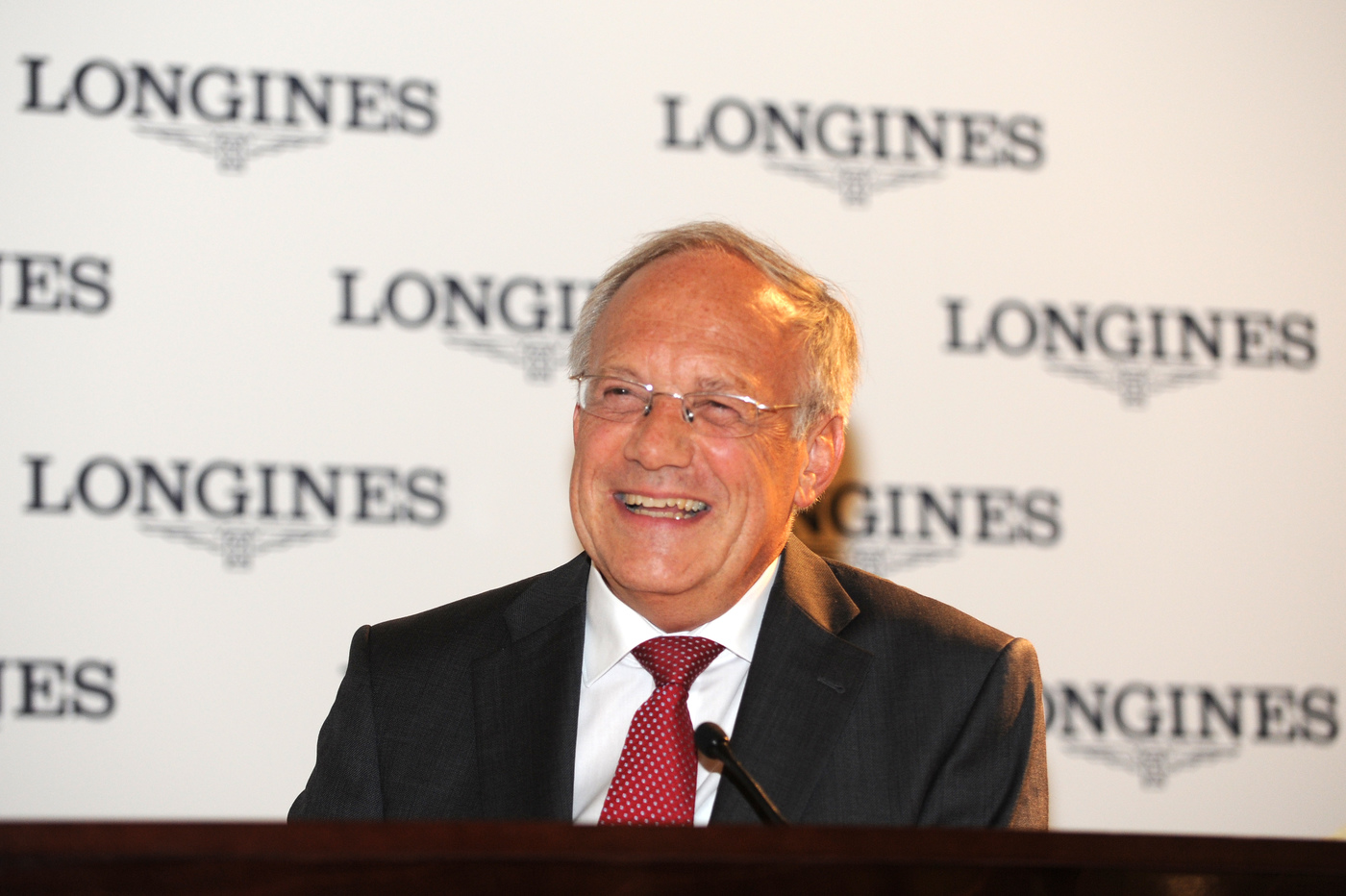 Longines Corporate Event: Bundesrat Johann Schneider-Ammann besichtigt Longines in Saint-Imier 2