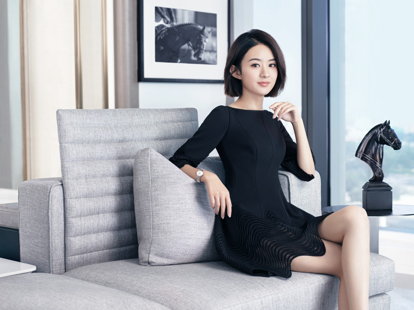 Zhao Liying Longines Ambassador of Elegance 1