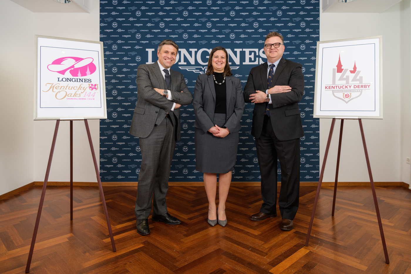 Longines Flat Racing Event: Longines renews its partnership with Churchill Downs as Official Timekeeper of the Kentucky Derby® and unveils the new Longines Kentucky Oaks logo 4