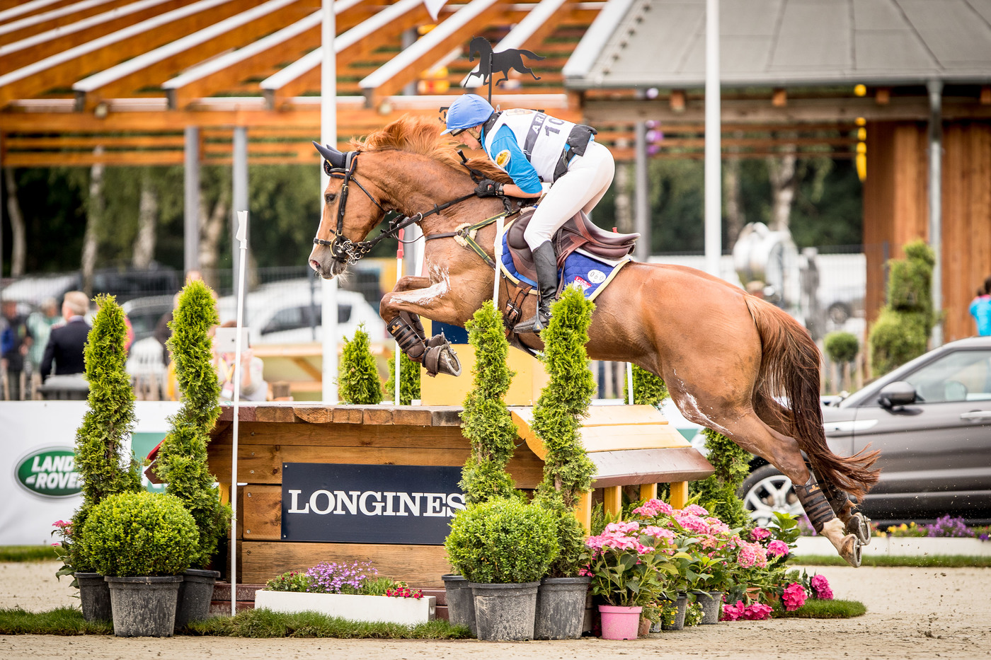 Longines Eventing Event: Swiss watch brand Longines becomes Title Partner of the  2019 Longines FEI Eventing European Championships 1