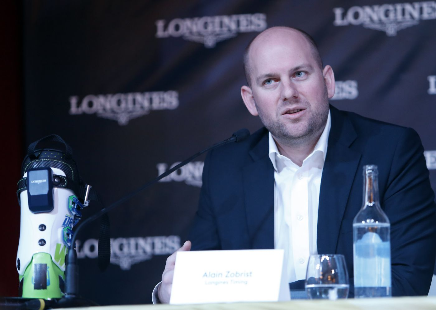 Longines Alpine Skiing Event: Official launch of the Longines Live Alpine Data system at the FIS Alpine World Ski Championships St. Moritz 2017 5