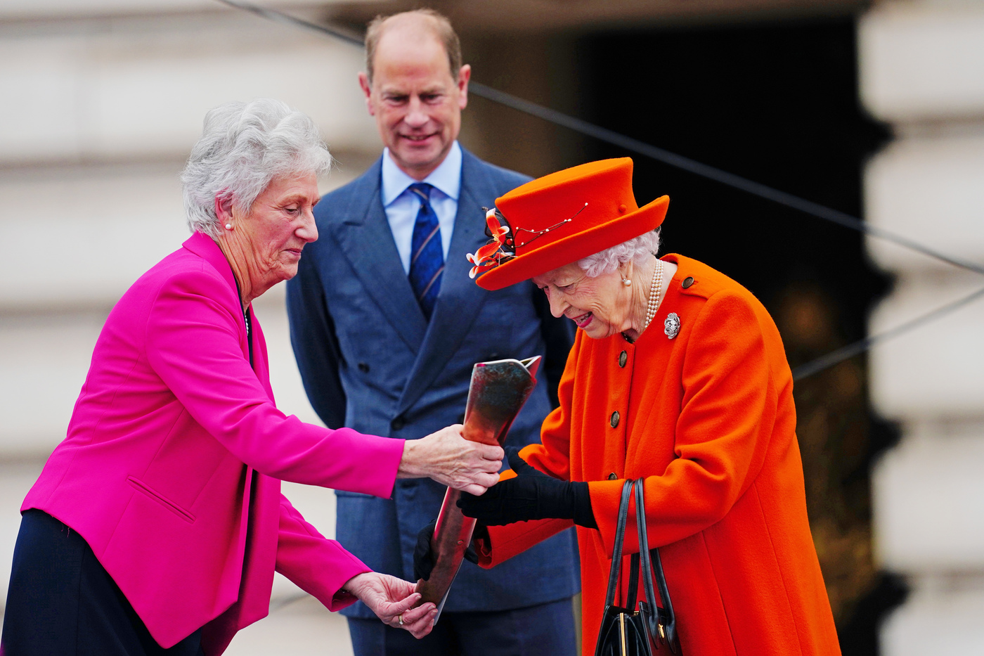 Longines Commonwealth Games Event: Her Majesty the Queen launches the 16th official Queen's Baton Relay for the Birmingham 2022 Commonwealth Games 5
