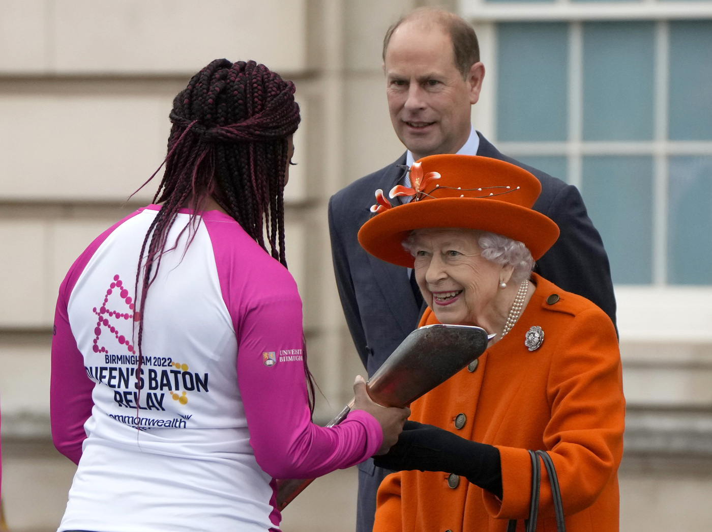Longines Commonwealth Games Event: Her Majesty the Queen launches the 16th official Queen's Baton Relay for the Birmingham 2022 Commonwealth Games 2