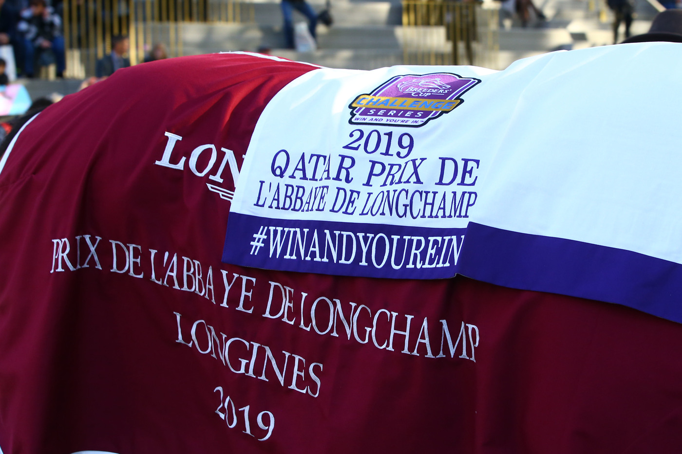 Longines Flat Racing Event: Waldgeist wins the 98th edition of the Qatar Prix de l'Arc de Triomphe 10